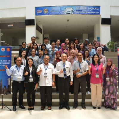 TRAINING ON FLAVIVIRUS LABORATORY SURVEILLANCE - ASEAN CANADA'S GPP  SEPT.2019